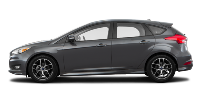 2018 Ford Focus Hatchback SE | Photo 4 | Magnetic Metallic
