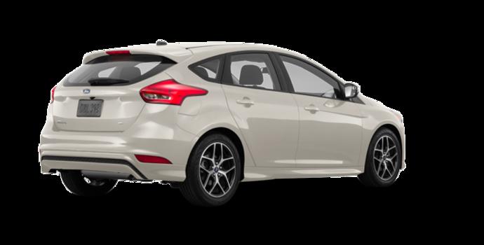2018 Ford Focus Hatchback SE | Photo 5 | White Gold