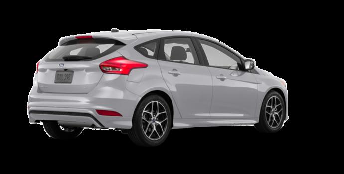 2018 Ford Focus Hatchback SE | Photo 5 | Ingot Silver Metallic