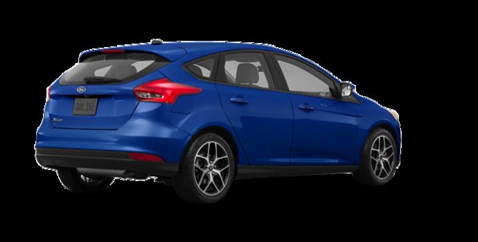 2018 Ford Focus Hatchback SEL   Photo 5   Lightning Blue