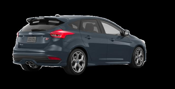 2018 Ford Focus Hatchback ST   Photo 5   Blue Metallic