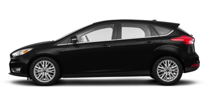 2018 Ford Focus Hatchback TITANIUM | Photo 4 | Shadow Black