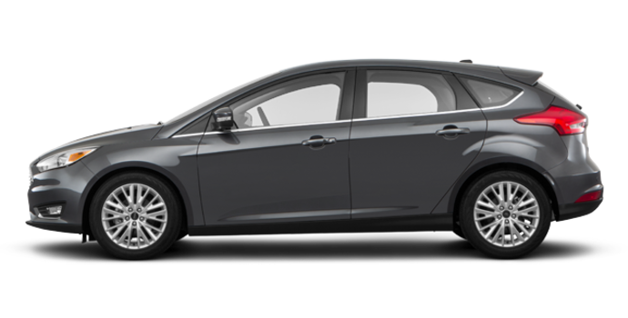 2018 Ford Focus Hatchback TITANIUM | Photo 4 | Magnetic Metallic