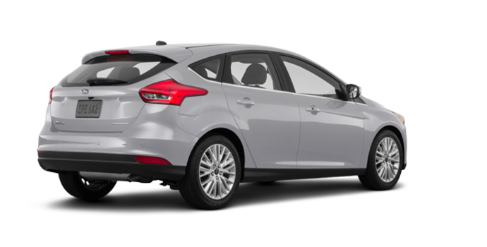 2018 Ford Focus Hatchback TITANIUM | Photo 5 | Ingot Silver Metallic