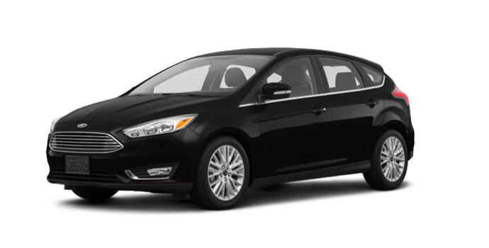 2018 Ford Focus Hatchback TITANIUM | Photo 6 | Shadow Black