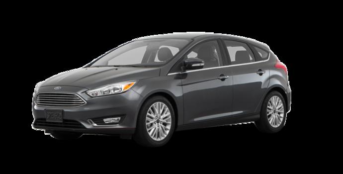 2018 Ford Focus Hatchback TITANIUM | Photo 6 | Magnetic Metallic