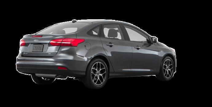 2018 Ford Focus Sedan SEL   Photo 5   Magnetic Metallic