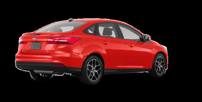 2018 Ford Focus Sedan SEL   Photo 5   Hot Pepper Red Metallic