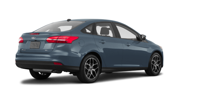 2018 Ford Focus Sedan SEL   Photo 5   Blue Metallic
