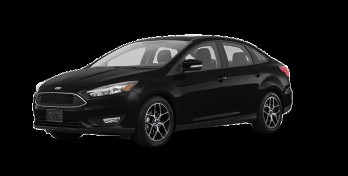 2018 Ford Focus Sedan SEL   Photo 6   Shadow Black