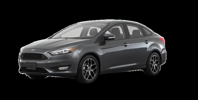 2018 Ford Focus Sedan SEL   Photo 6   Magnetic Metallic
