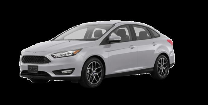 2018 Ford Focus Sedan SEL   Photo 6   Ingot Silver Metallic