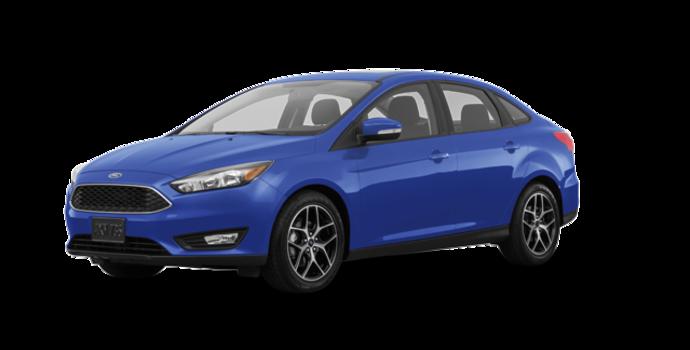 2018 Ford Focus Sedan SEL   Photo 6   Lightning Blue