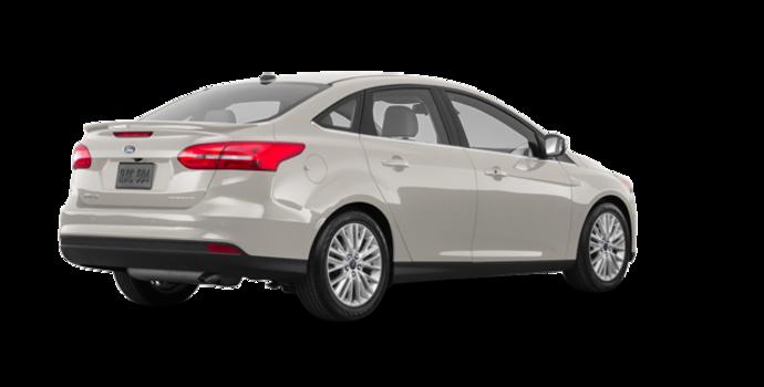 2018 Ford Focus Sedan TITANIUM | Photo 5 | White Gold