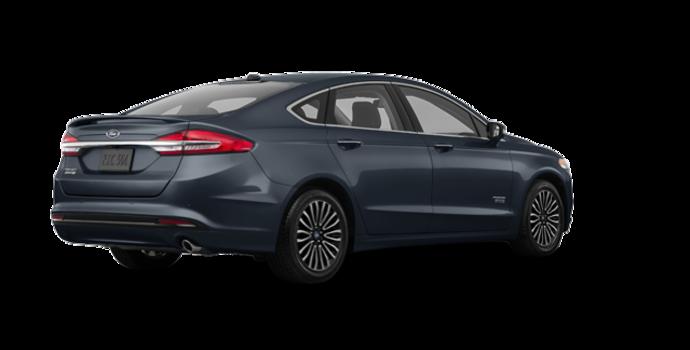 2018 Ford Fusion Energi PLATINUM | Photo 5 | Blue Metallic