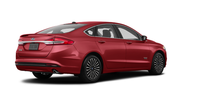 2018 Ford Fusion Energi PLATINUM | Photo 5 | Ruby Red