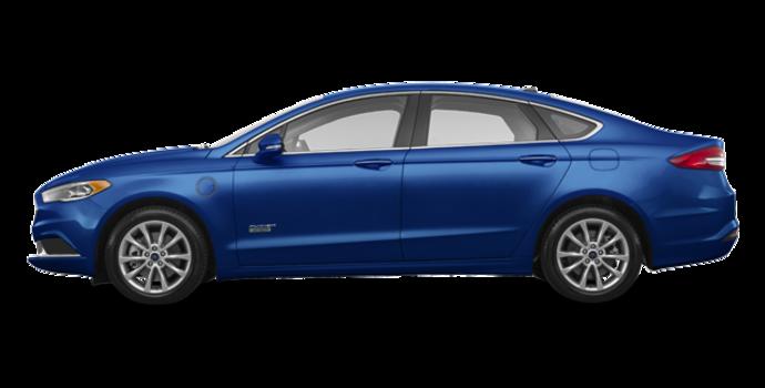 2018 Ford Fusion Energi SE | Photo 4 | Lightning Blue