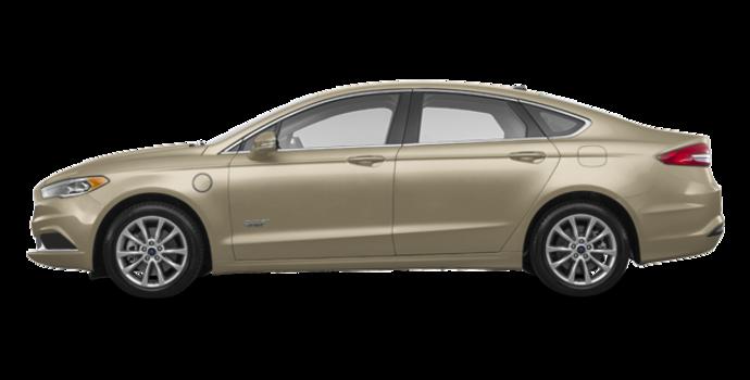 2018 Ford Fusion Energi SE | Photo 4 | White Gold