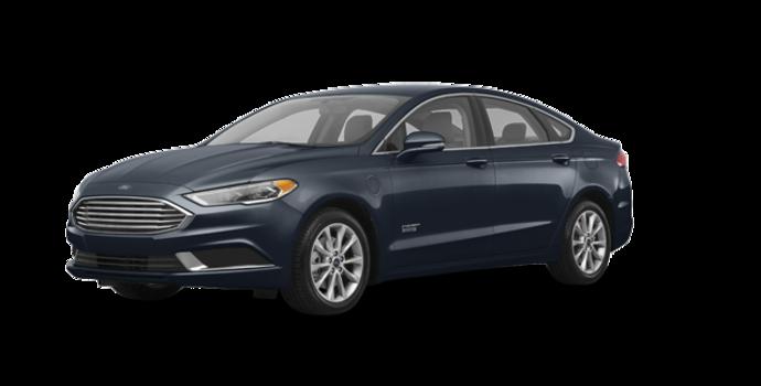 2018 Ford Fusion Energi SE | Photo 6 | Blue Metallic