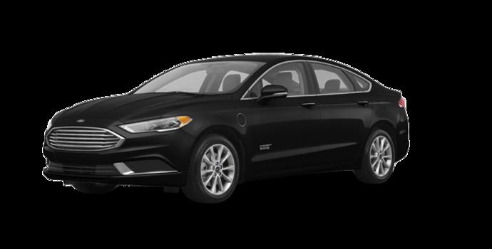 2018 Ford Fusion Energi SE | Photo 6 | Shadow Blakc