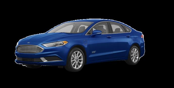 2018 Ford Fusion Energi SE | Photo 6 | Lightning Blue