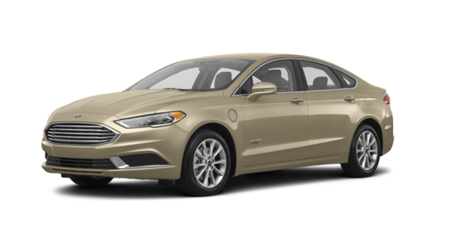 2018 Ford Fusion Energi SE | Photo 6 | White Gold