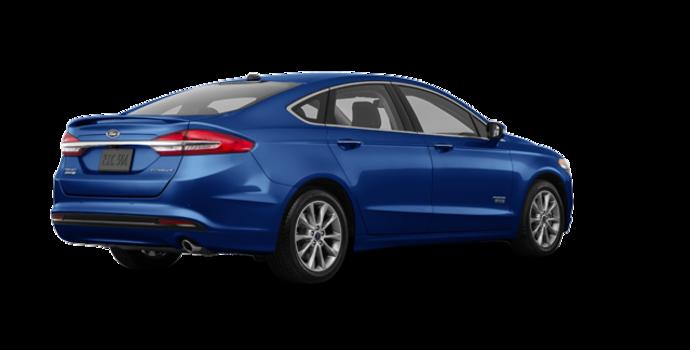 2018 Ford Fusion Energi TITANIUM | Photo 5 | Lightning Blue