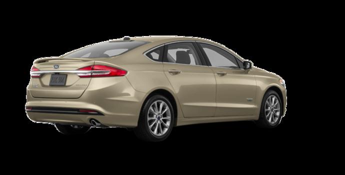 2018 Ford Fusion Energi TITANIUM | Photo 5 | White Gold