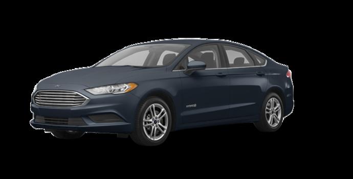2018 Ford Fusion Hybrid S | Photo 6 | Blue Metallic