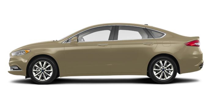2018 Ford Fusion PLATINUM | Photo 4 | White Gold
