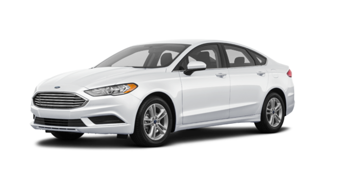 2018 Ford Fusion SE | Photo 6 | White Platinum