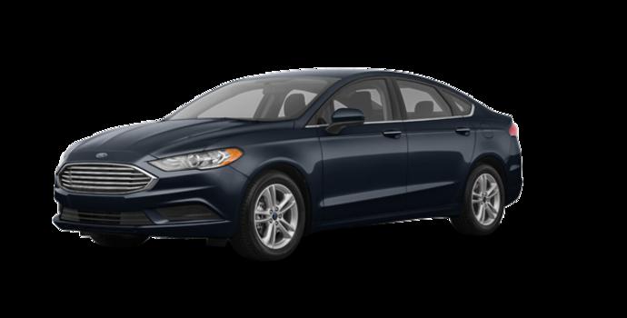 2018 Ford Fusion SE | Photo 6 | Blue Metallic