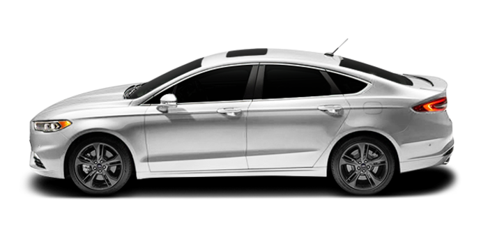 2018 Ford Fusion SPORT | Photo 4 | White Platinum
