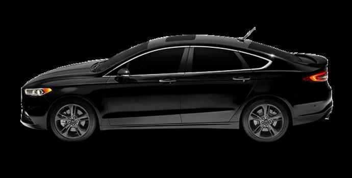 2018 Ford Fusion SPORT | Photo 4 | Shadow Black
