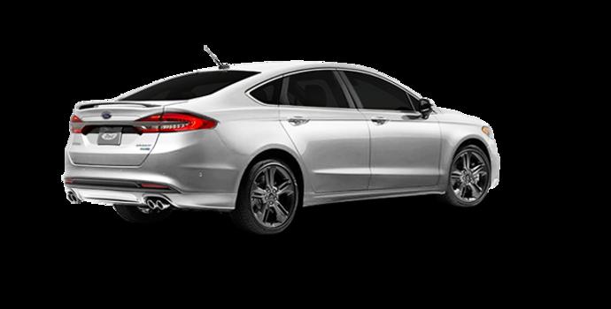 2018 Ford Fusion SPORT | Photo 5 | White Platinum