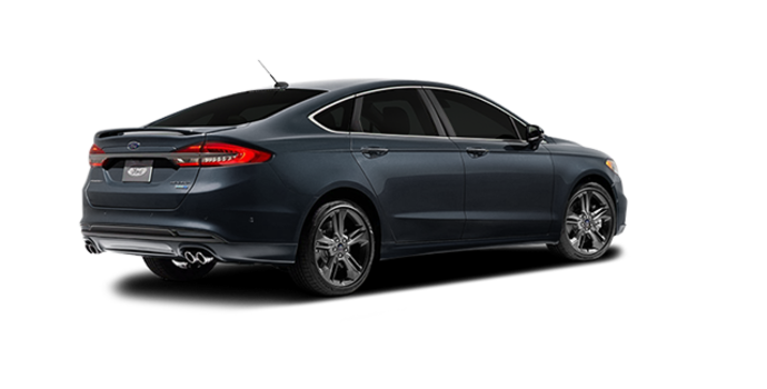 2018 Ford Fusion SPORT | Photo 5 | Blue Metallic
