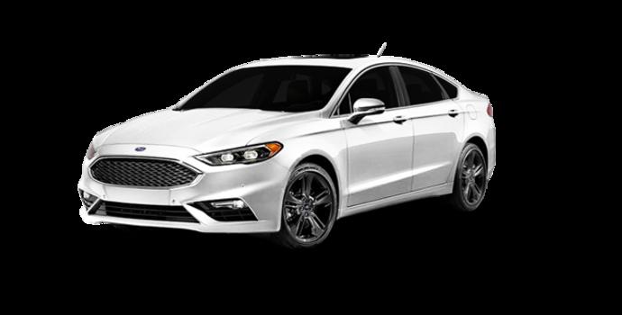 2018 Ford Fusion SPORT | Photo 6 | Oxford White
