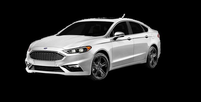 2018 Ford Fusion SPORT | Photo 6 | White Platinum
