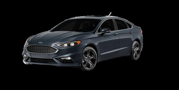 2018 Ford Fusion SPORT | Photo 6 | Blue Metallic