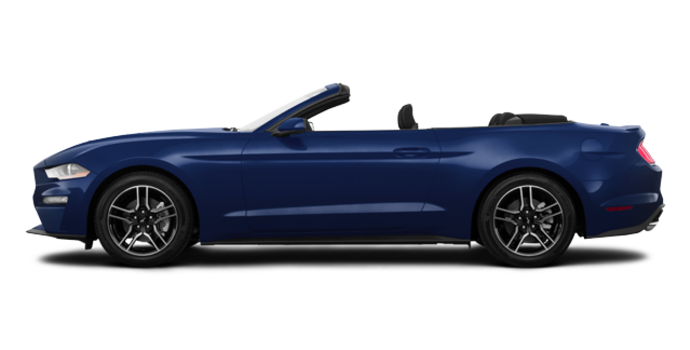 2018 Ford Mustang Convertible EcoBoost | Photo 4 | Kona Blue