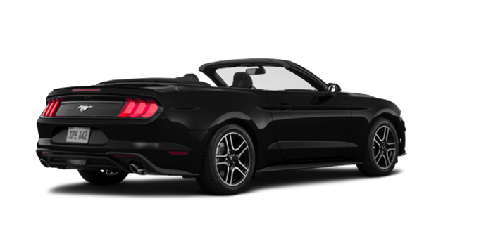 2018 Ford Mustang Convertible EcoBoost | Photo 5 | Shadow Black