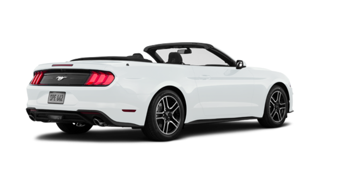 2018 Ford Mustang Convertible EcoBoost | Photo 5 | Oxford White
