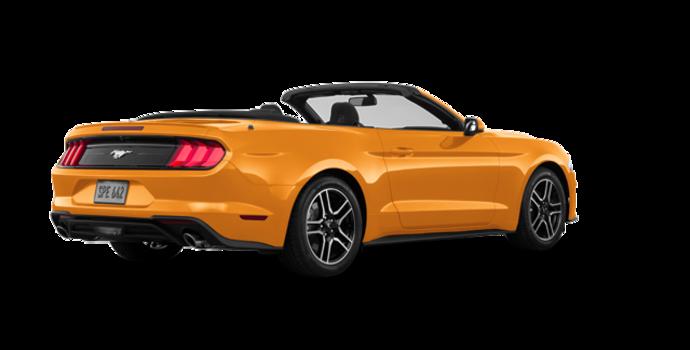 2018 Ford Mustang Convertible EcoBoost | Photo 5 | Orange Fury Metallic Tri-Coat