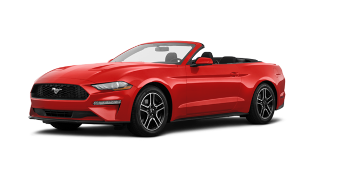 2018 Ford Mustang Convertible EcoBoost | Photo 6 | Race Red