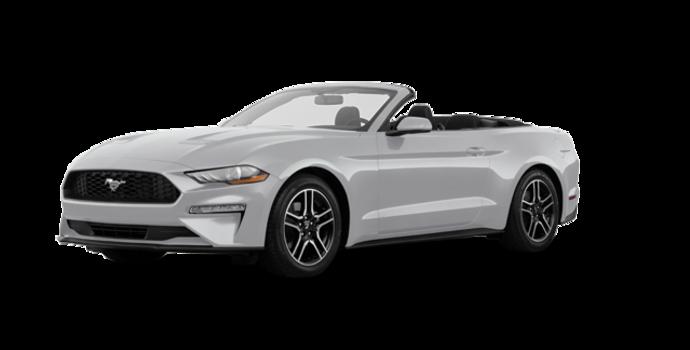 2018 Ford Mustang Convertible EcoBoost | Photo 6 | Ingot Silver Metallic