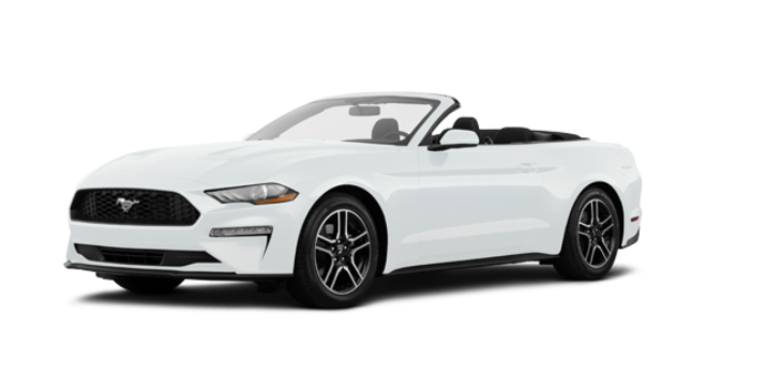 2018 Ford Mustang Convertible EcoBoost | Photo 6 | Oxford White