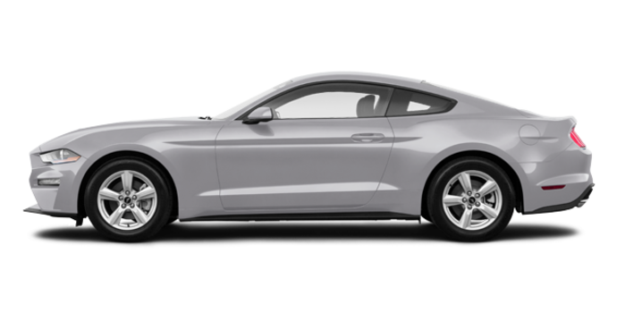 2018 Ford Mustang EcoBoost Fastback | Photo 4 | Ingot Silver Metallic