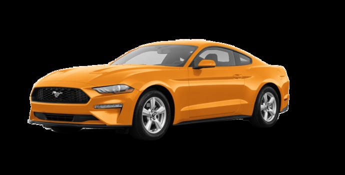 2018 Ford Mustang EcoBoost Fastback | Photo 6 | Orange Fury Metallic Tri-Coat