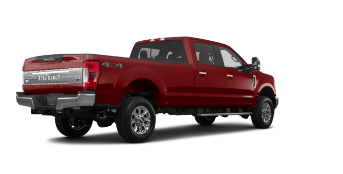 2018 Ford Super Duty F-250 KING RANCH   Photo 5   Magma Red