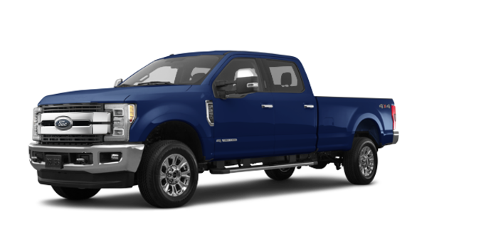 2018 Ford Super Duty F-250 KING RANCH   Photo 6   Blue Jeans